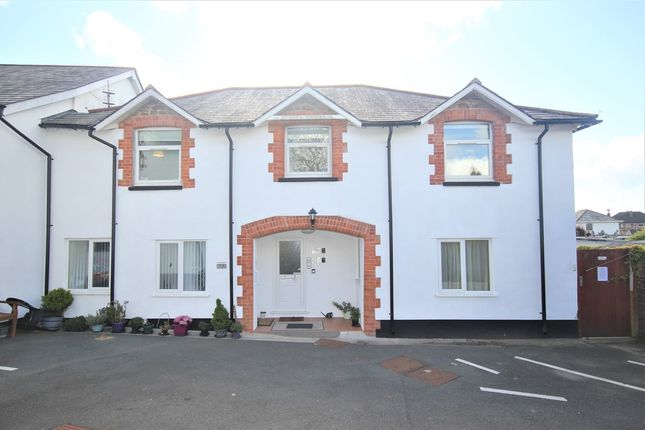 Thumbnail Flat to rent in Hartley, Plymouth