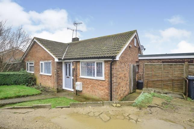 Thumbnail Bungalow for sale in Windmill Close, Willesborough, Ashford, Kent