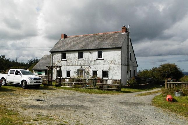 Thumbnail Detached house for sale in Bwlchygroes Road, Bwlchygroes, Pembrokeshire