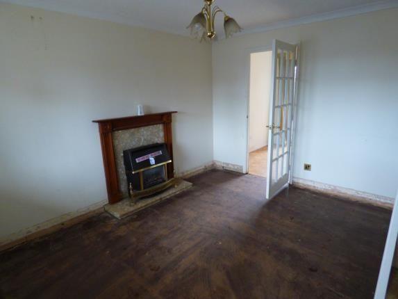 Living Room of Cheviot, Wilnecote, Tamworth, Staffordshire B77