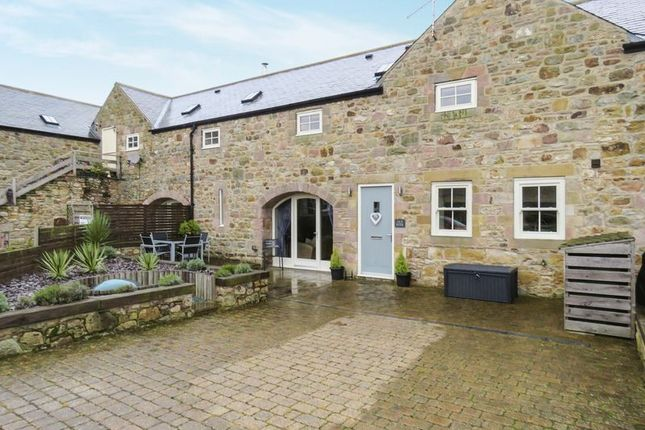 Thumbnail Barn conversion for sale in Chathill