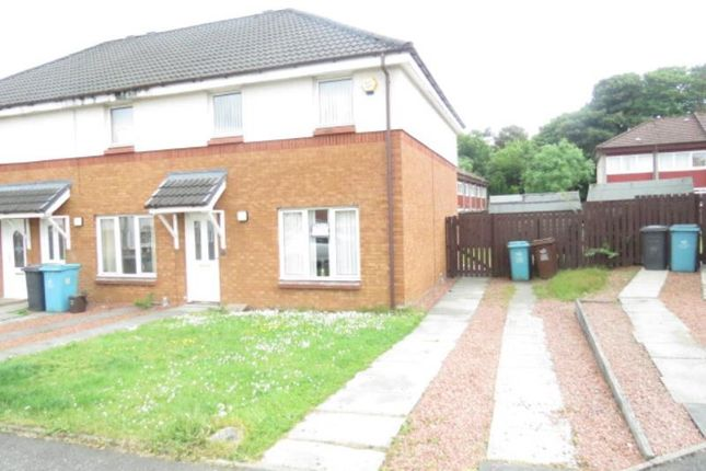 Thumbnail End terrace house to rent in 13 St Andrew's Way, Wishaw