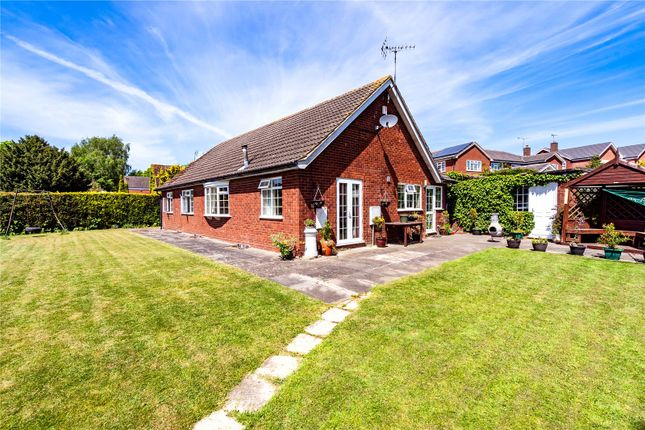 Thumbnail Bungalow for sale in Rectory Gardens, Leicester, Leicestershire