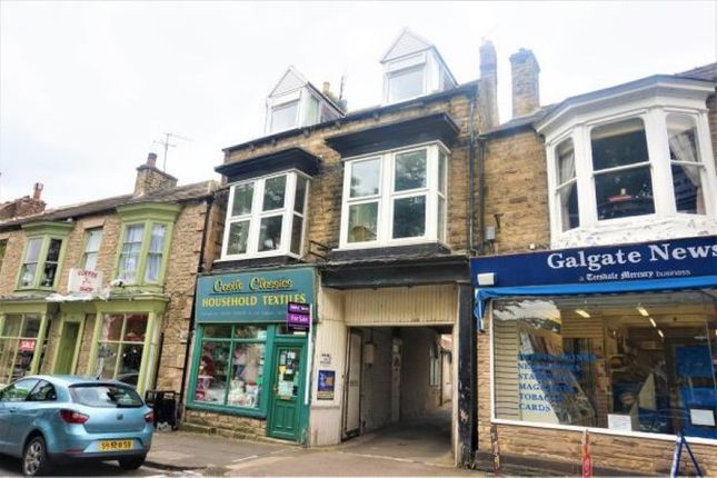 Thumbnail Commercial property for sale in 82C & 82D Galgate, Barnard Castle, County Durham
