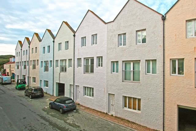 Thumbnail Terraced house for sale in Braye Street, Alderney