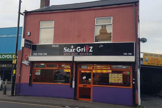 Retail premises to let in Bordesley Green Rd, Birmingham