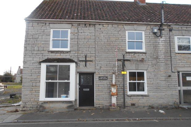 3 bed end terrace house to rent in West Street, Somerton TA11