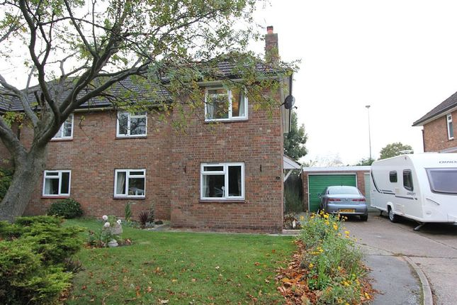 Thumbnail Semi-detached house for sale in Chestnut Drive, Auckley, Doncaster, South Yorkshire