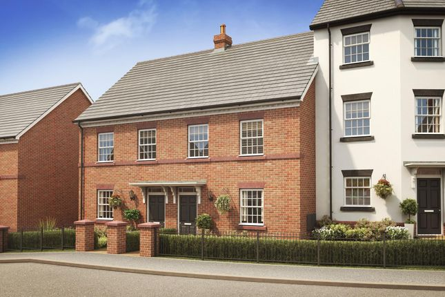 "Thumbnail Terraced house for sale in ""Nugent (Urban)"" at Tarporley Business Centre, Nantwich Road, Tarporley"