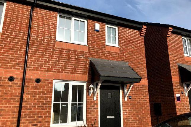 Thumbnail Semi-detached house to rent in Whittingham Park, Whittingham