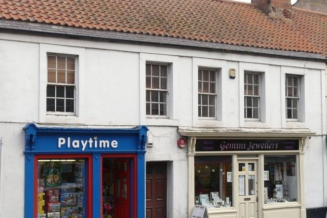Thumbnail Flat for sale in Marygate, Berwick Upon Tweed, Northumberland