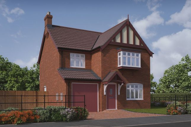 Thumbnail Detached house for sale in Thomas Kitching Way, Bardney