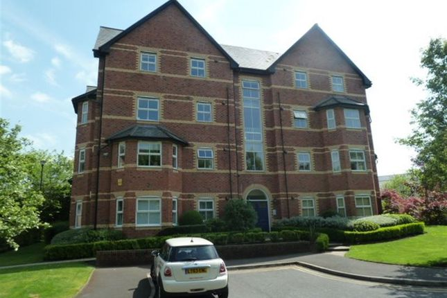 Thumbnail Flat to rent in Redgrave House, Altrincham