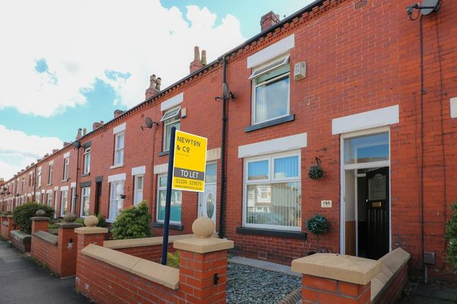 Thumbnail Terraced house to rent in Ainsworth Lane, Tonge Moor, Bolton