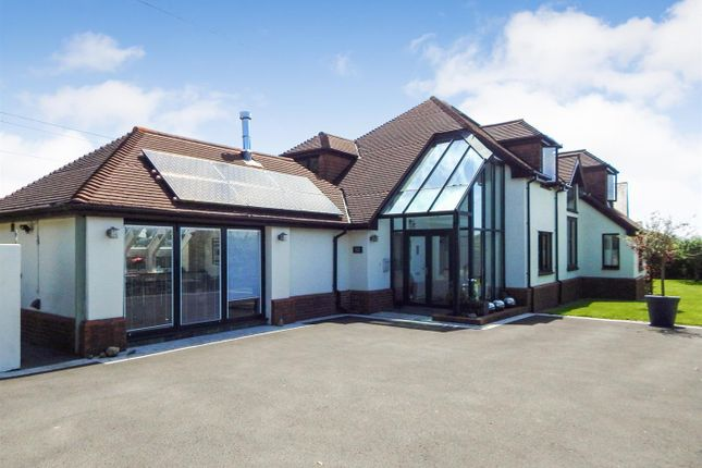 Thumbnail Detached house for sale in Caswell Bay, Swansea