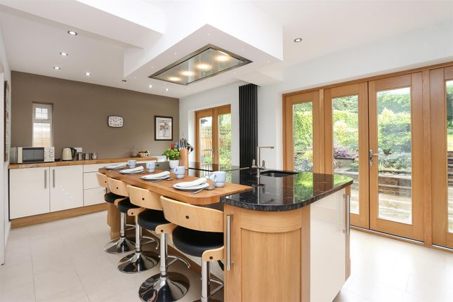 Thumbnail 6 bed detached house for sale in Westbrook Drive, Brookside, Chesterfield
