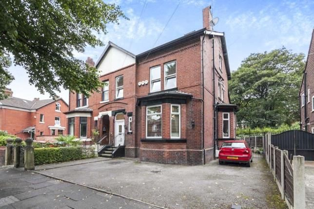 Thumbnail Semi-detached house for sale in Lime Road, Stretford, Manchester, Greater Manchester