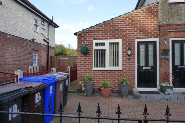 Thumbnail Flat to rent in Chesterfield Avenue, Nottingham