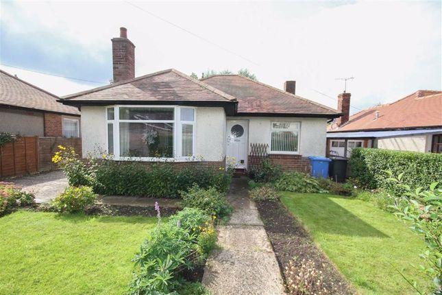 Thumbnail Detached bungalow for sale in Mansefield Road, Tweedmouth, Berwick Upon Tweed