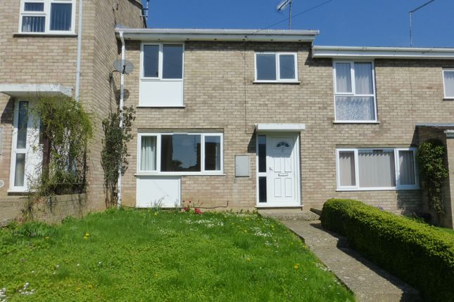 Thumbnail Terraced house for sale in St Wilfrids Road, Oundle, Peterborough