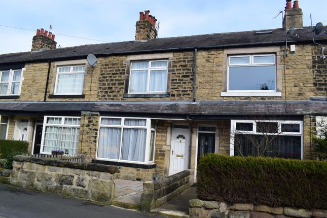 Thumbnail Terraced house to rent in Burke Street, Harrogate