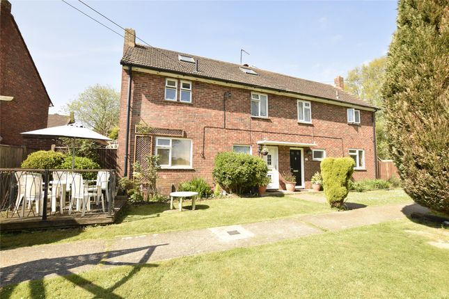 Thumbnail Semi-detached house for sale in Wartling Drive, Bexhill-On-Sea, East Sussex