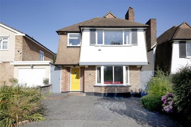 Thumbnail Detached house for sale in Hermitage Road, London