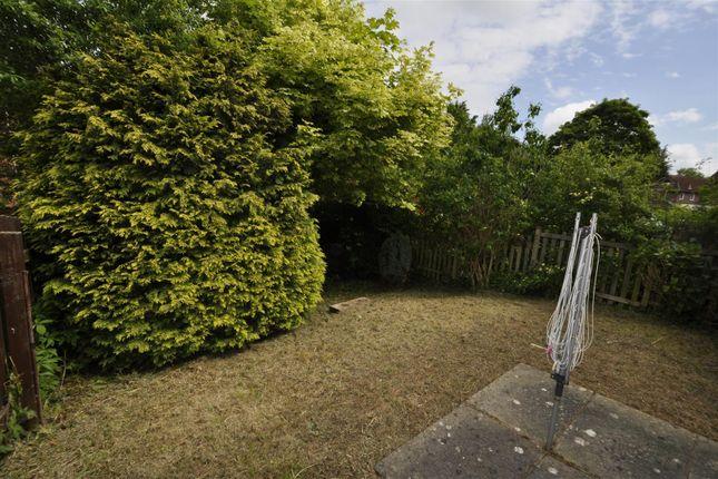 Garden of Holne Court, Kinnerton Way, Exeter EX4