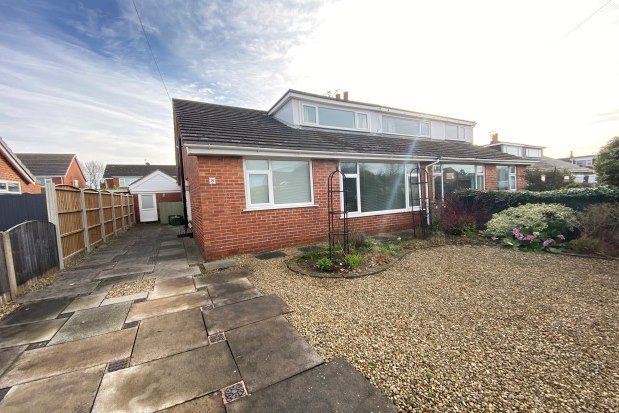 4 bed bungalow to rent in Derwent Avenue, Liverpool L37