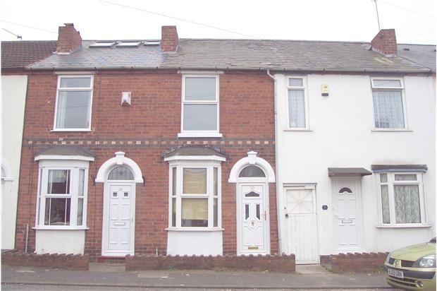 2 bed terraced house to rent in Mount Street, Halesowen B63