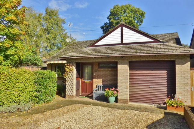 Thumbnail Bungalow for sale in John Street, Oakham