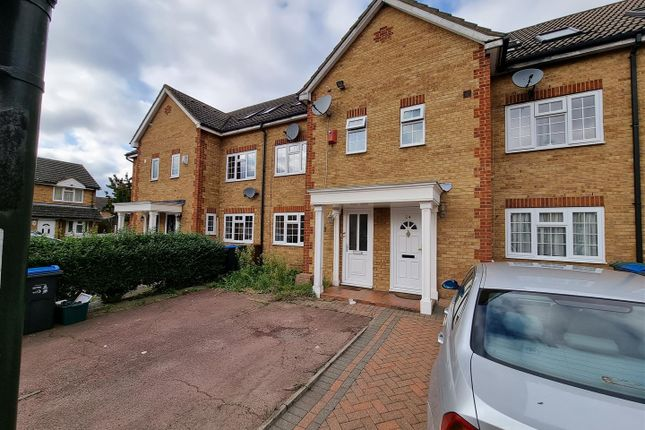 Thumbnail Detached house to rent in Veals Mead, Mitcham