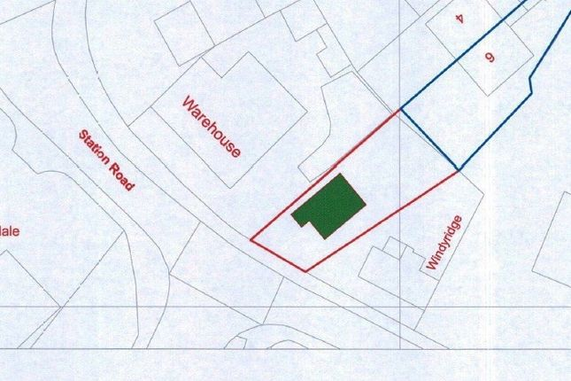 Building Plot, Station Road, Worsbrough, Barnsley S70