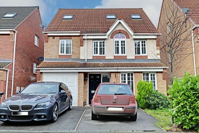 Thumbnail Detached house for sale in Staunton Park, Kingswood, Hull