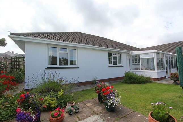 Thumbnail Detached bungalow for sale in Brentons Park, Trelights, Port Isaac, Cornwall