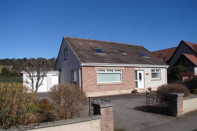 Thumbnail Detached house for sale in Morriston Road, Elgin, Moray
