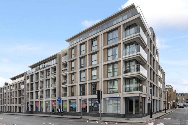 Thumbnail Parking/garage for sale in Goswell Road, Clerkenwell, London