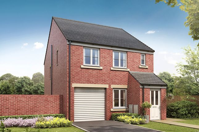 """Detached house for sale in """"The Chatsworth"""" at Cross Lane, Sacriston, Durham"""