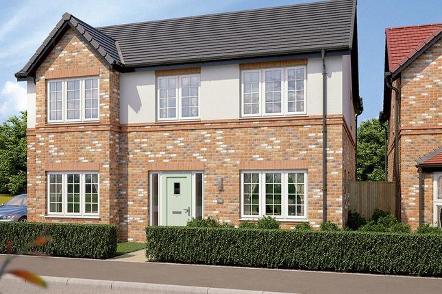 "Thumbnail Detached house for sale in ""The Pendlebury"" at Rectory Lane, Guisborough"