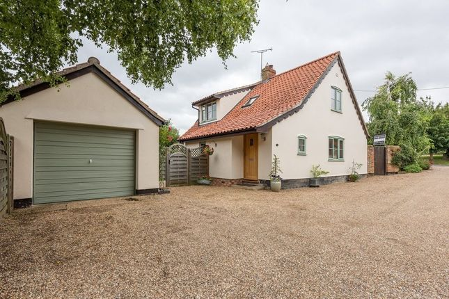 Thumbnail Detached house for sale in The Street, Rickinghall, Diss