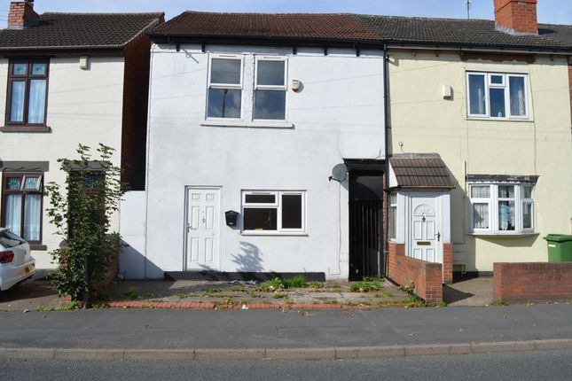 Thumbnail Terraced house for sale in Bushbury Road, Wolverhampton
