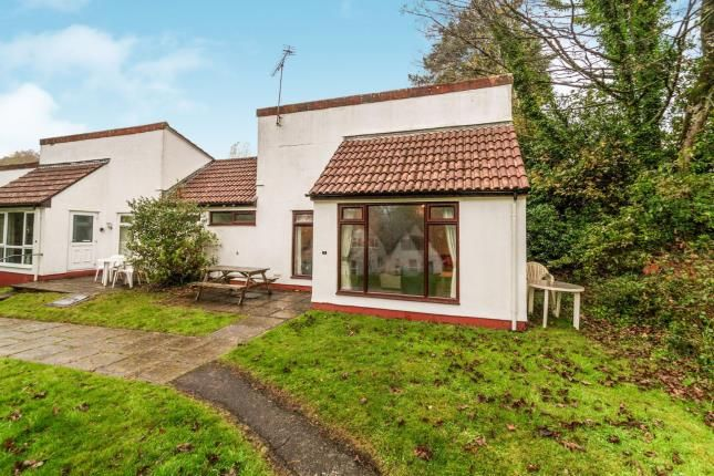 Thumbnail Bungalow for sale in Honicombe Park, St Anns Chapel, Cornwall