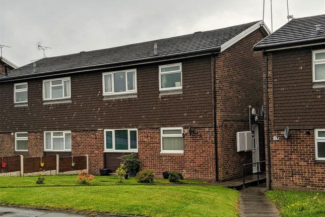 Thumbnail Flat for sale in Devon Road, Cannock