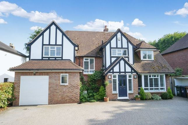Thumbnail Detached house for sale in Felix Drive, West Clandon, Guildford