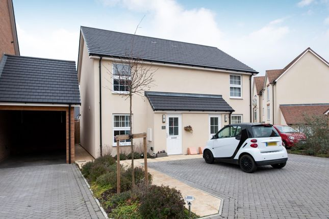 Thumbnail Semi-detached house for sale in Elliot Way, Sholden, Deal
