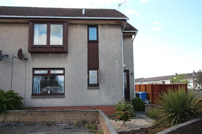 Thumbnail Flat to rent in Northbank Court, Bo'ness
