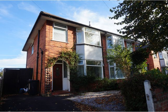 Thumbnail Semi Detached House For Sale In Clingan Road Bournemouth