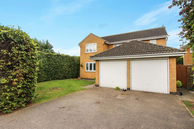 Thumbnail Detached house for sale in Coniston Close, Huntingdon