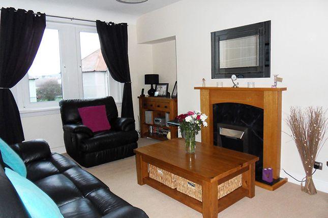 Thumbnail Flat for sale in Hurkur Crescent, Eyemouth