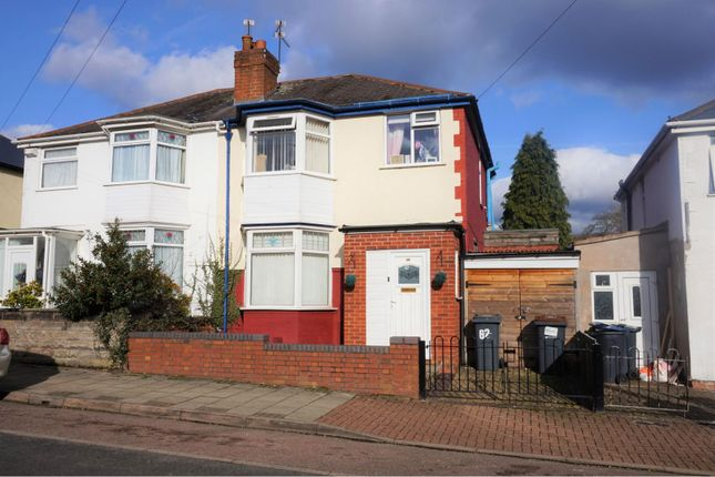 Thumbnail Semi-detached house for sale in Westminster Road, Birmingham